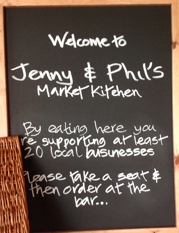 Jenny and Phils Newland Avenue Hull Welcome Board